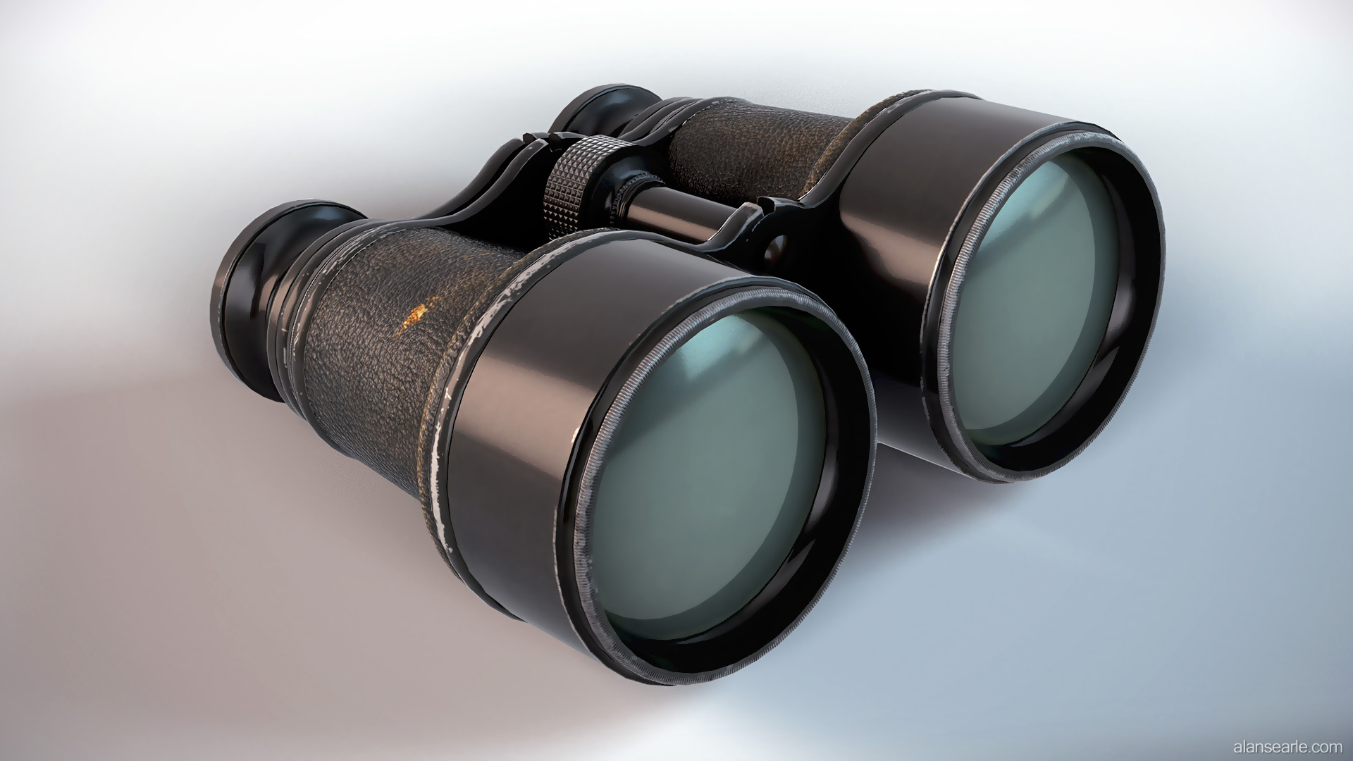 World War 2 Fieldglasses